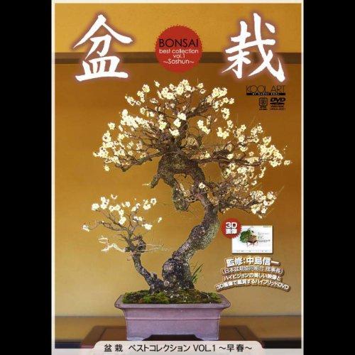 盆栽ベストコレクション VOL.1~早春~ [DVD]