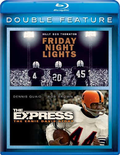 Blu-ray : Friday Night Lights/ The Express [WS] [Double Feature] (Widescreen, 2 Disc)