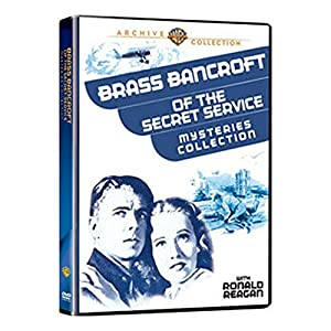 Brass Bancroft of the Secret Service Mysteries Col [Import]