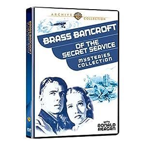 Brass Bancroft of the Secret Service Mysteries Col [Import]
