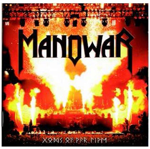 Manowar - Gods Of War: Live - Zortam Music