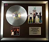 SLADE/CD PLATINUM DISC & PHOTO DISPLAY/LIMITED EDITION/THE SLADE COLLECTION 81 - 87