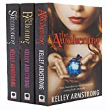 Kelley Armstrong Kelley Armstrong 3 Darkest Powers Books Collection (The Summoning, The Awakening: Chloe Saunders is on the Run and Raising Hell Literally, The Reckoning: They Gave Chloe Saunders Her Power)