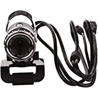 5 Mega USB Webcam Camera With Mic Microphone For Desktop PC Laptop Computer New