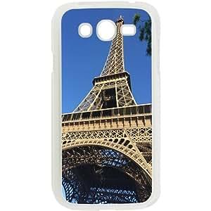 Casotec Eiffel Tower Print Design Hard Back Case Cover for Samsung Galaxy Grand i9082