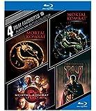 4 Film Favorites: Blades & Battles Collection [Blu-ray] [Import]