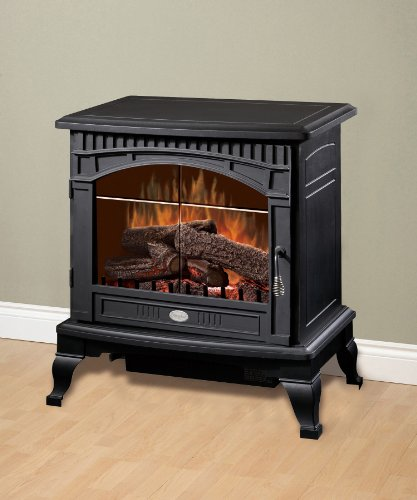 Dimplex Traditional Electric Stove Ds5629 Black Home Garden Fireplace Wood Accessories