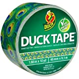 Shurtech Duct Duck Tape Peacock Feathers #316813 10yds 1 Roll