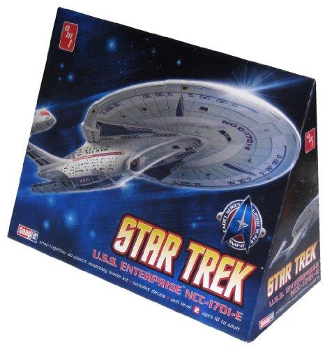 Imagen de Ronda 2 AMT Star Trek Enterprise 1701-E 1:2500