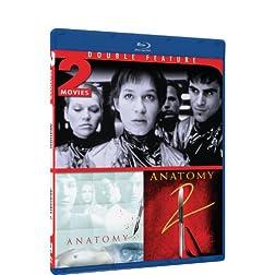 Anatomy & Anatomy 2 - BD Double Feature [Blu-ray]