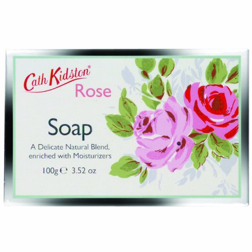 CASS and kidston rose Botanicals SOAP