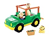 Fisher Price Little People Animal Sounds Safari Truck