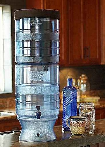 Berkey BLB-4x2-BB Berkey Light 2.75 Gal. Water Purifier with