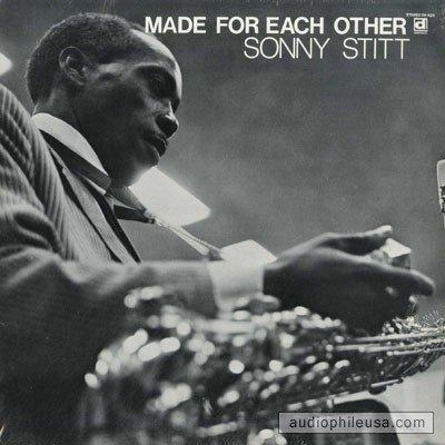 STITT, SONNY - Made For Each Other - LP
