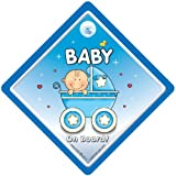 Baby On Board Sign, Blue Buggy 2, Baby on Board Car Sign, baby on board, Baby Car Sign, Baby Boy Sign, Baby Boy On Board