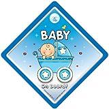 Baby On Board Sign, Blue Buggy 2, Baby on Board Car Sign, baby on board, Baby Car Sign, Baby Boy Sign, Baby Boy On Board