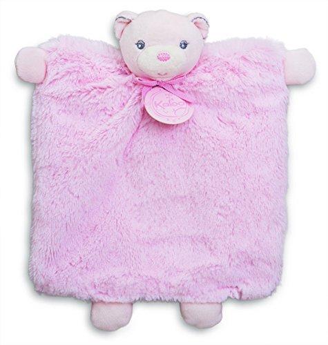 kaloo-perle-ours-doudou-marionnette-rose-20-cm