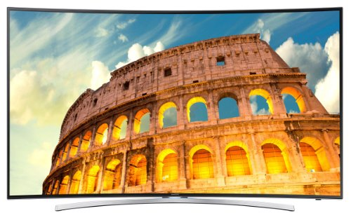 Samsung UN55H8000 Curved 55-Inch 1080p 240Hz 3D Smart LED TV (2014 Model)