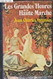 img - for Reli  - Les grandes heures de la haute-marche book / textbook / text book