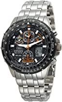 Men's watches special offers - Citizen Men's Eco-Drive Skyhawk A-T Watch #JY0000-53E :  mens watch citizen