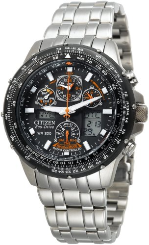 Citizen Men's JY0000-53E Eco-Drive Skyhawk A-T Watch