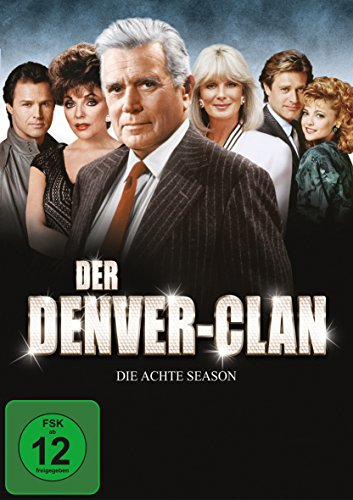 Der Denver-Clan - Season 8 [6 DVDs]