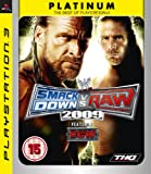 WWE Smackdown Vs. Raw 2009 - Platinum Edition (PS3)