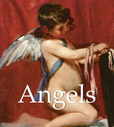 Clara Erskine Clement - Angels (Mega Square Collection)
