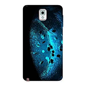 Stylish Astro Design Multicolor Back Case Cover for Galaxy Note 3