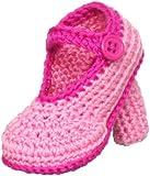 Jefferies Socks Baby-Girls Newborn High Heel Bootie