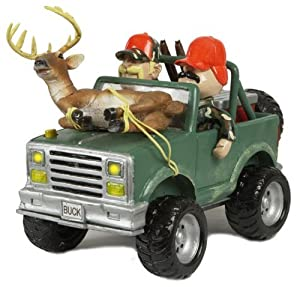 Singing Deer Ride