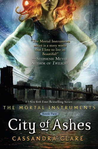 Cover of City of Ashes (The Mortal Instruments)