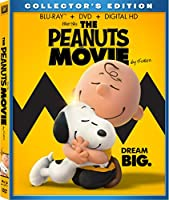 The Peanuts Movie [Blu-ray] by 20th Century Fox