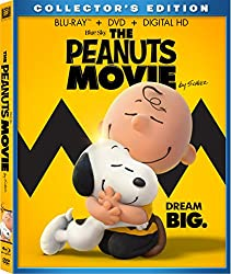 The Peanuts Movie [Blu-ray]