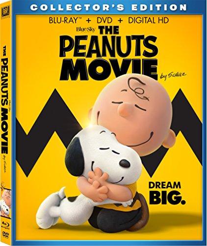 Peanuts [Blu-ray]