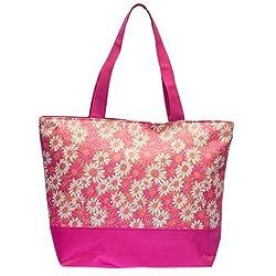 Waanii Women Girls Handbag Pink WNI903