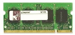 Kingston Technology 2 GB Unbuffered System Specific Memory Model 2 Not a kit (Single) DDR2 667 (PC2 5300) 200-Pin SO-DIMM KTH-ZD8000B/2G