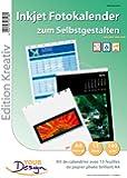 Your Design Fotokalender-Set A4 hoch (140g/m²)
