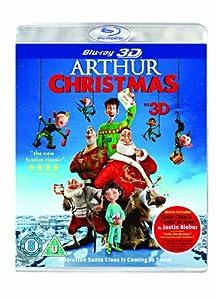 Arthur Christmas (Blu-ray 3D + UV Copy) [2011]