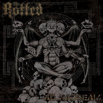 Ad Nauseam by Rotted, The (2011) Audio CD