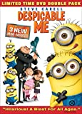 Despicable Me (Minion Madness DVD Double Pack)