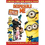 Despicable Me (Minion Madness DVD Double Pack) ~ Steve Carell
