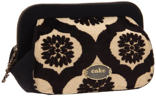 Petunia Pickle Bottom Cameo Ccck-00-287 Clutch,Black Forest Cake,One Size