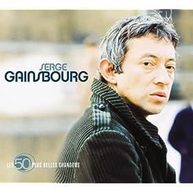 Les 50 Plus Belles Chansons De Serge Gainsbourg