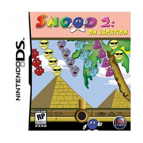 Snood 2 On Vacation - Nintendo DS - 1