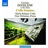 Georges Onslow : Sonates pour violoncelle