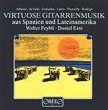 2つのギターのアランフェス協奏曲  (Rodrigo; Albeniz; Lauro; de Falla; Granados; Piazolla: Virtuose Gitarrenmusik aus Spanien u. Lateinamerika)