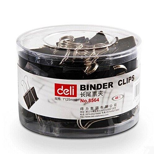 Binder Metal Clips 25mm 1