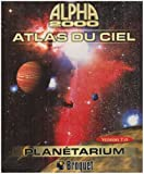 echange, troc Groleau - Atlas du Ciel Alpha 2000 CD ROM Window 95-98-2000