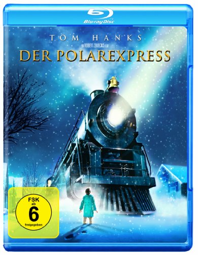 BLU-RAY DER POLAREXPRESS